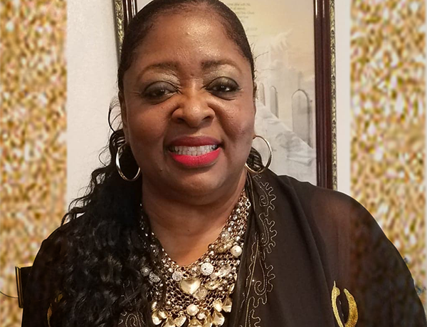 Dr Lougenia J Rucker